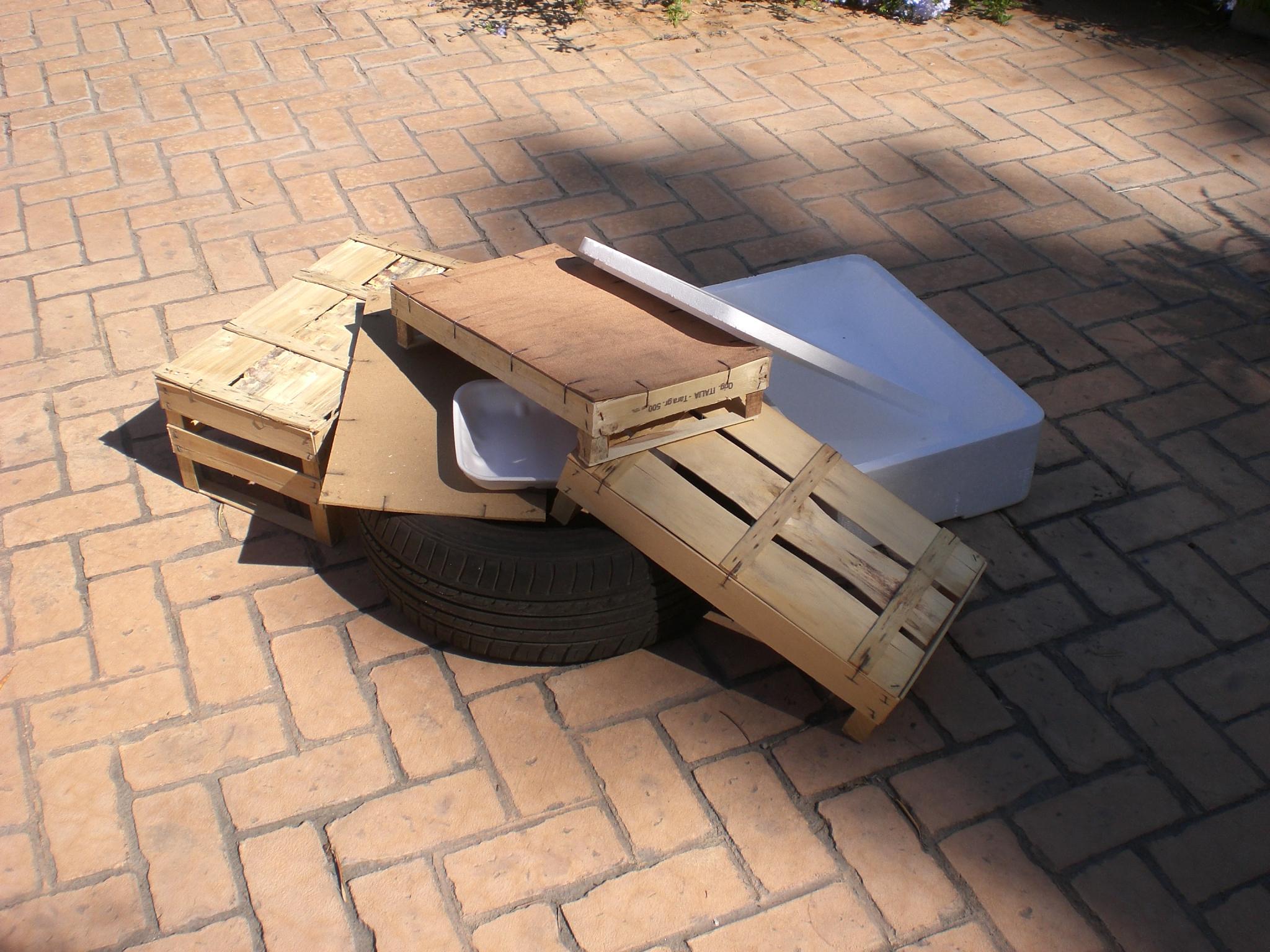 Materiali riciclati 1